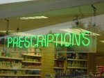 Prescriptions sign