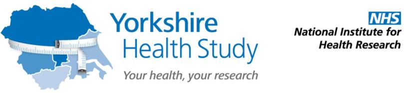 Yorkshire Health Study